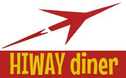 Hiway diner logo