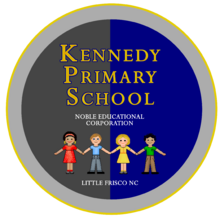 Seal of Kennedy Primary School