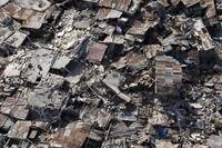 Destruction in Haiti 2010
