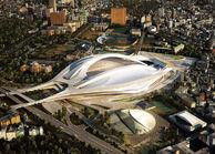 Futuristic-stadium