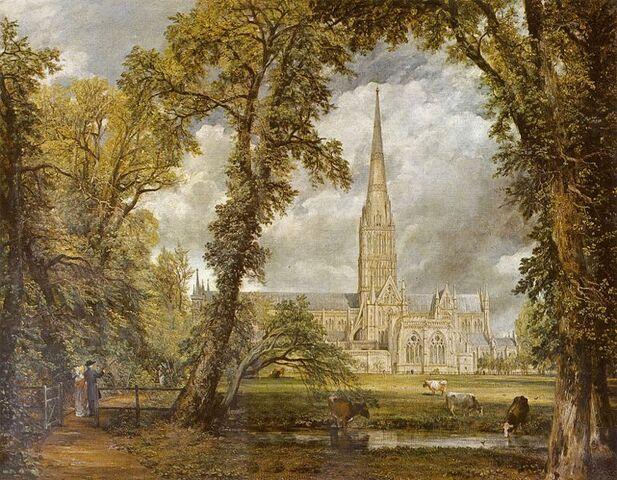 File:Salisbury Cathedral.jpg