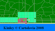 Kinley - Cadastral Map - JUN08