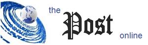 Online post logo