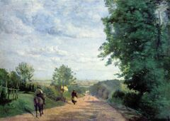 The way to Sèvres