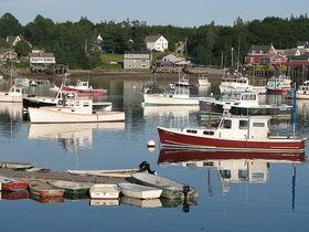 Abraham Harbor