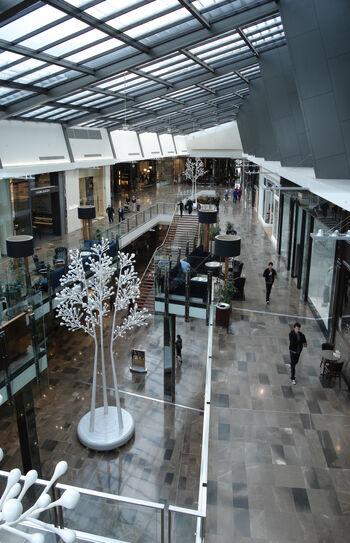 Ilava Mall Interior