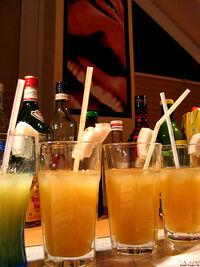 Club Arancia cocktail