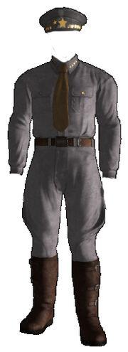 FieldMarshals Uniform