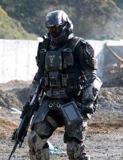 Standard Soldier