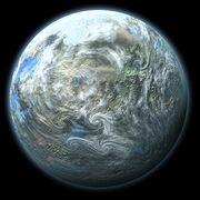 Sparkadia Planet