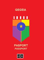Passport of gegeia