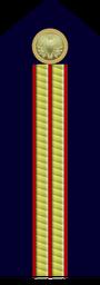 Maresciallo capo PS