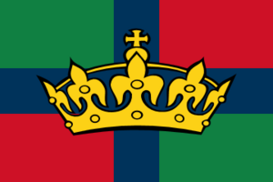 Flag of Empire of Cameroon
