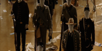 Civil War Mannequins