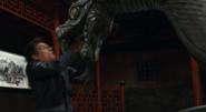 Xiangliu's Got the Flashlight!