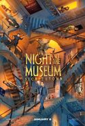 Night at the museum secret of the t