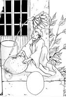 Tsuyukami with orange