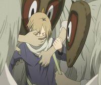 Monkey mask youkai
