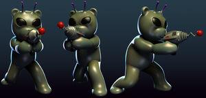 Alien-bear