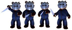 Slasher Bear
