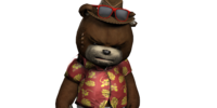 Naughty Bear (character)