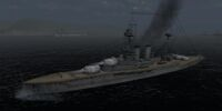 Queen Elizabeth Class Battleship