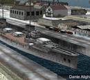 Dante Alighieri-class Battleship