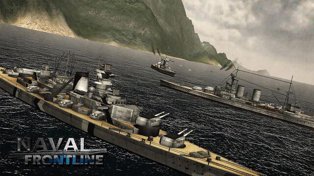 File:Battle of Denmark Strait pic.jpg