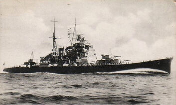 Heavy Cruiser Maya