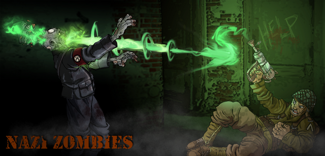 File:Nazi Zombies by B2thec.png