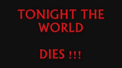 Avenged Sevenfold - Tonight The World Dies LYRICS