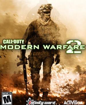 Call of duty modern warfare 2 box artwork 1 93425