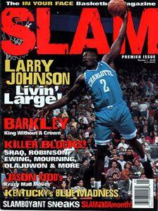 SLAM issue 1