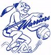 Philadelphia Warriors logo