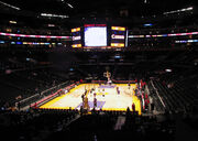 Staples Center Lakers