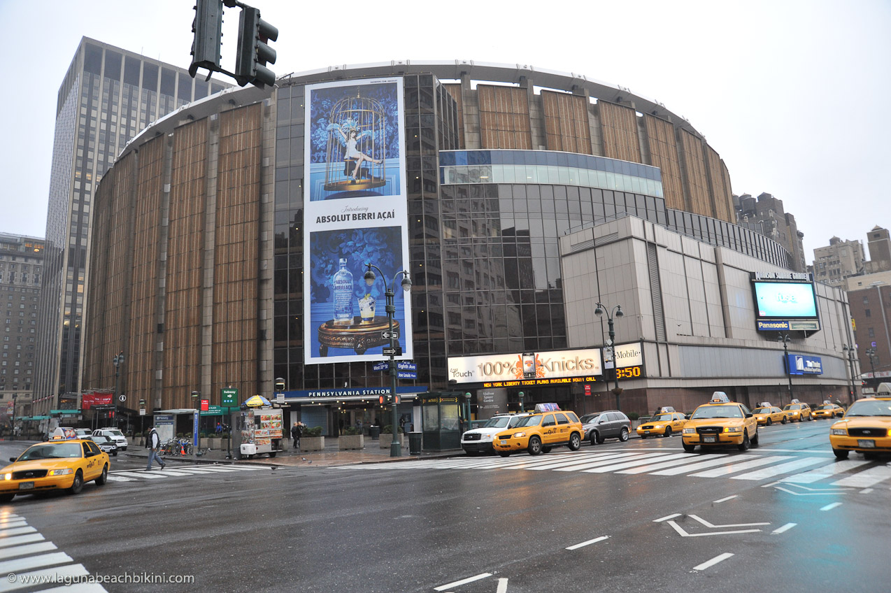 Madison Square Garden Basketball Wiki Fandom Powered By Wikia