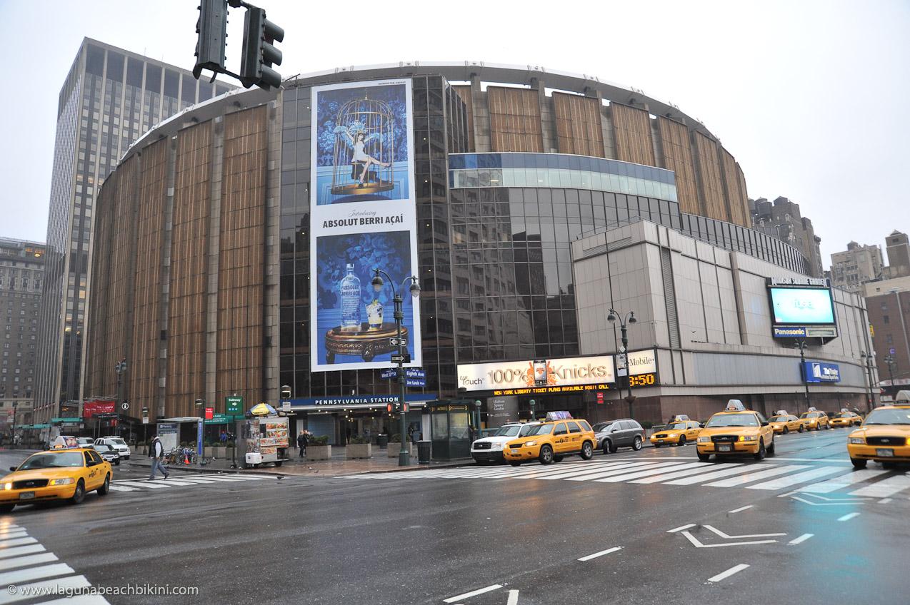 Madison Square Garden Basketball Wiki Fandom Powered