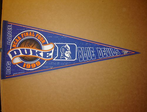 File:1999 Duke Blue Devils NCAA Final 4 Pennant.jpg