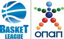 Greek Basket League OPAP Logo
