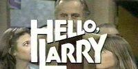 Hello, Larry