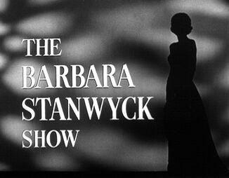 Barbara stanwyck show
