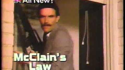 NBC McLain's Law & Cassie & Co