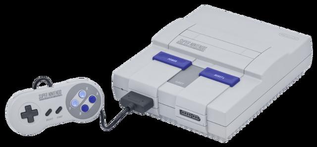 File:800px-SNES-Mod1-Console-Set.png