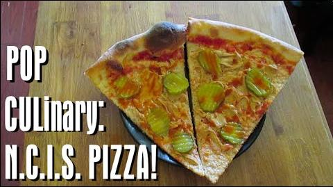 POP CULinary NCIS Pizza