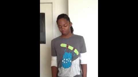 Elijah's neckpee island audition