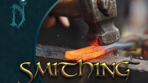 Necronia - Blacksmithing Guide and Disintegration