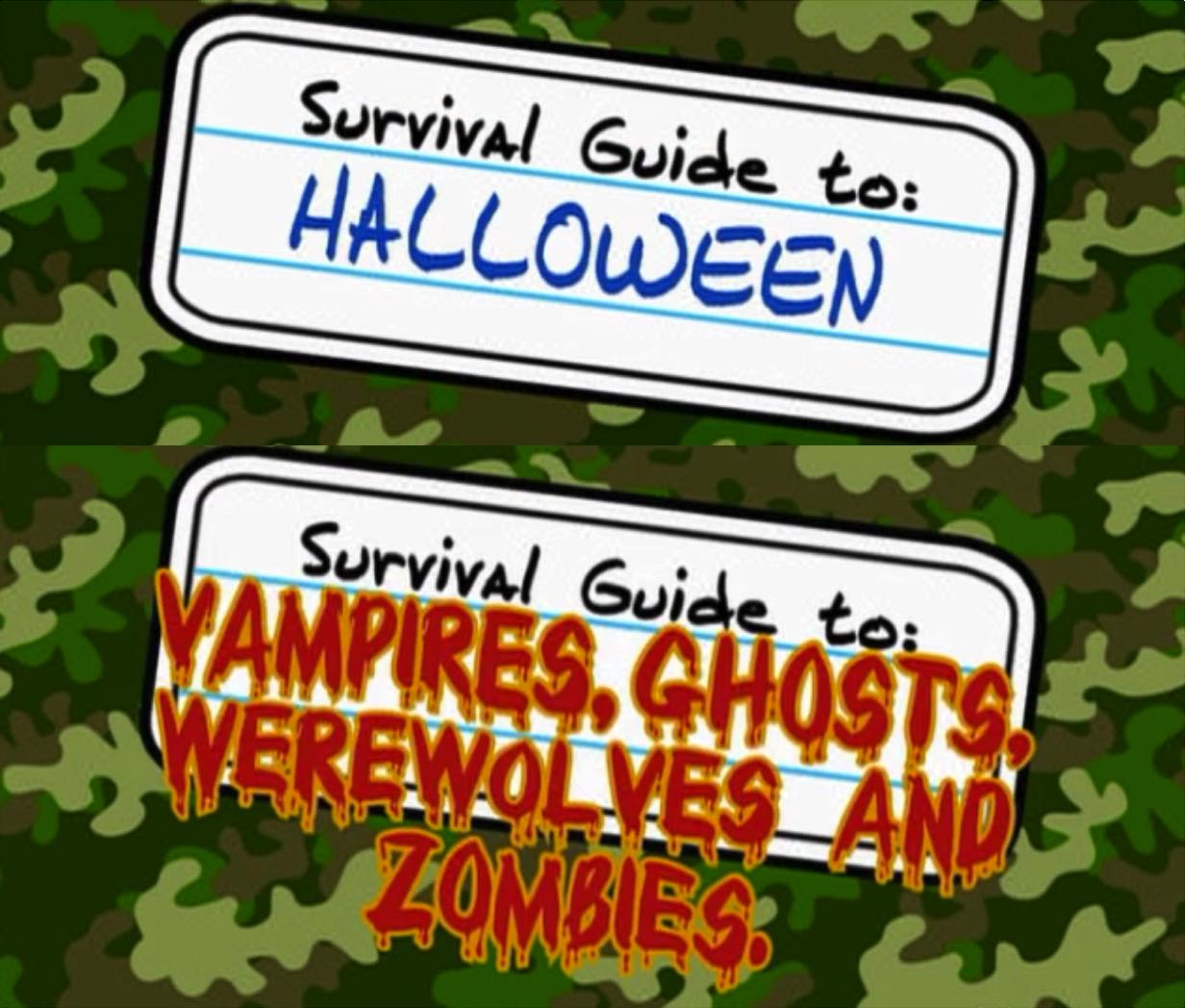 Ned's Declassified School Survival Guide -Tests (Season 3 ...
