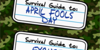 Guide to: April Fool's Day and Excuses