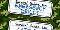 Guide to: Emergency Drills and Late Bus