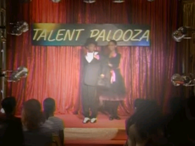 File:Claire Sawyer and Backpack Boy Talent Show.png